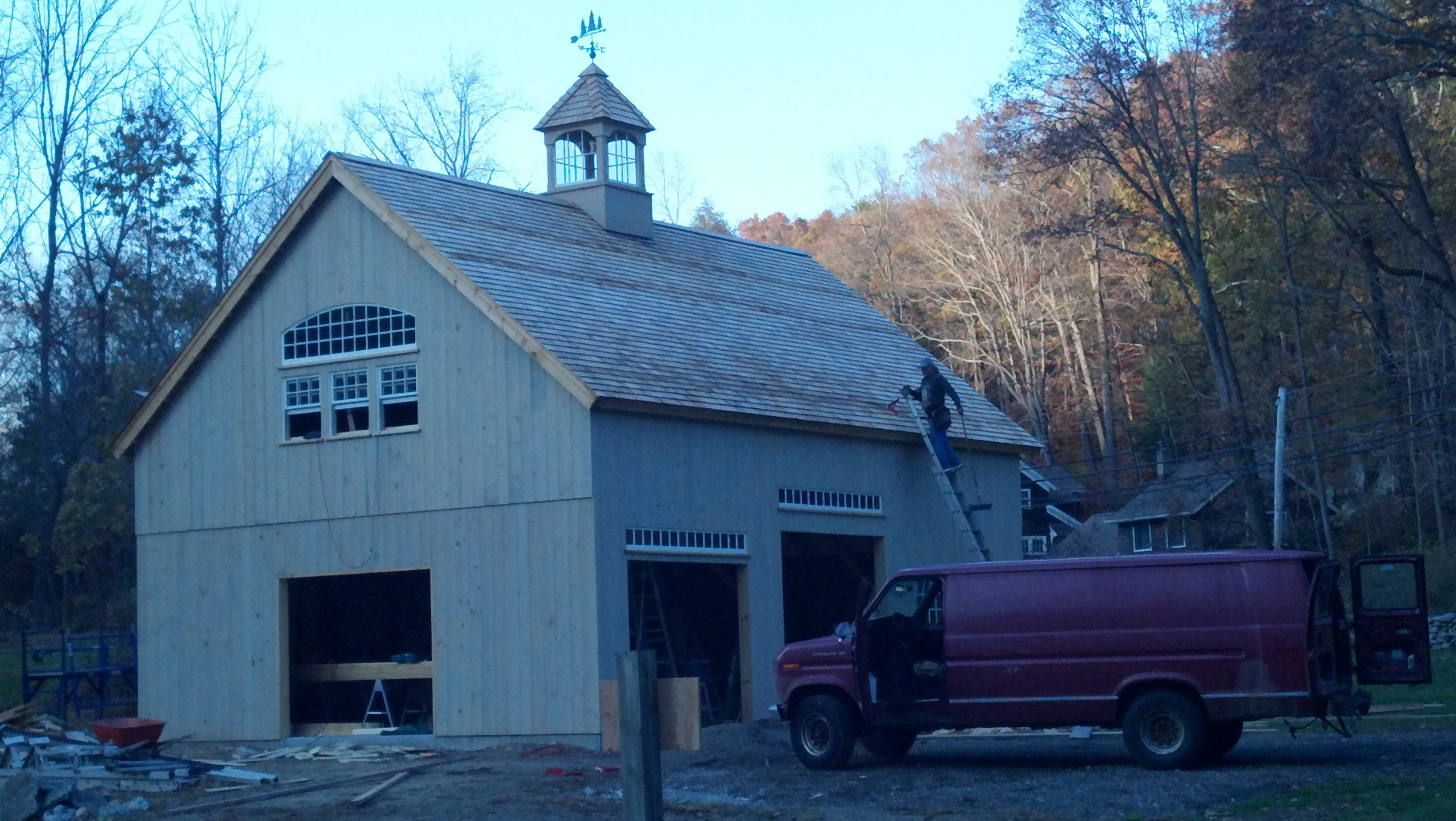more barn