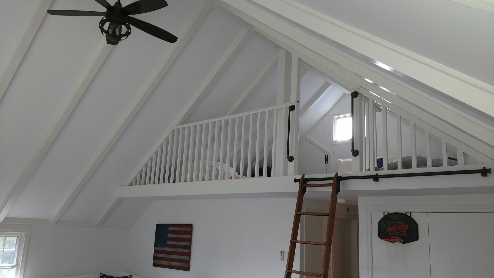 Family Room Loft