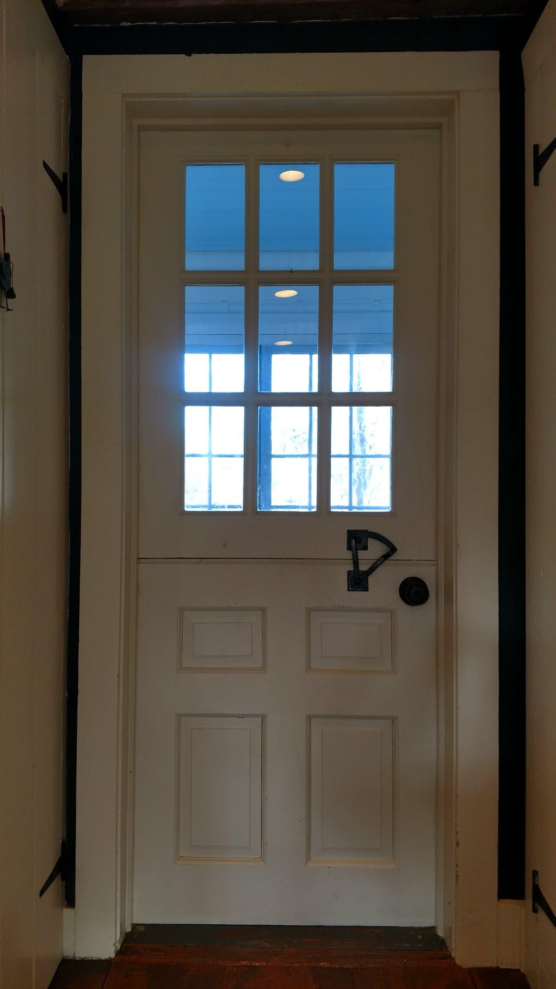 Front Kitchen - Interior View
