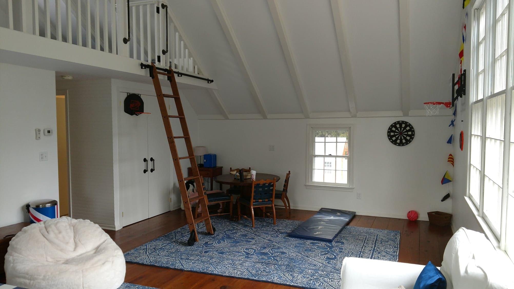Family Room Loft - Kitchenette