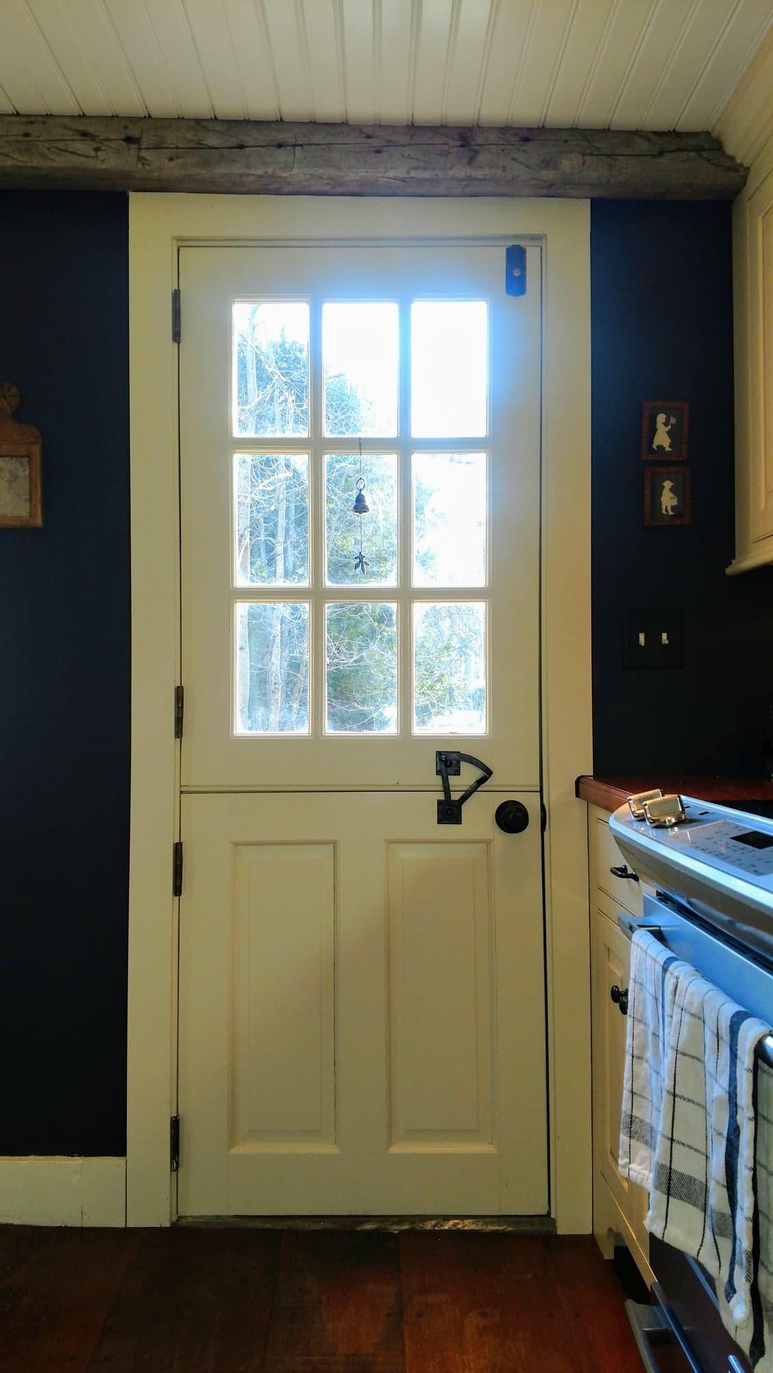 Rear Kitchen - Interior View